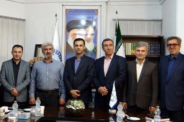 اعضای هیئت مدیره کانون سردفتران مازندران معرفی شدند