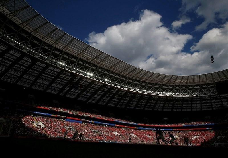 فوتبال دنیا، برگزاری بازی های لیگ قهرمانان اروپا در استادیوم فینال جام دنیای 2018