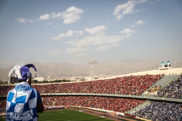 از تشویق فرهاد مجیدی تا شعار علیه سرمربی سابق استقلال