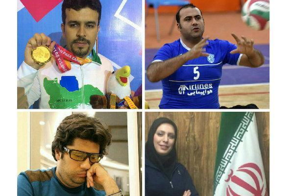 استاندار قزوین کسب مدال در مسابقات پارآسیایی را تبریک گفت