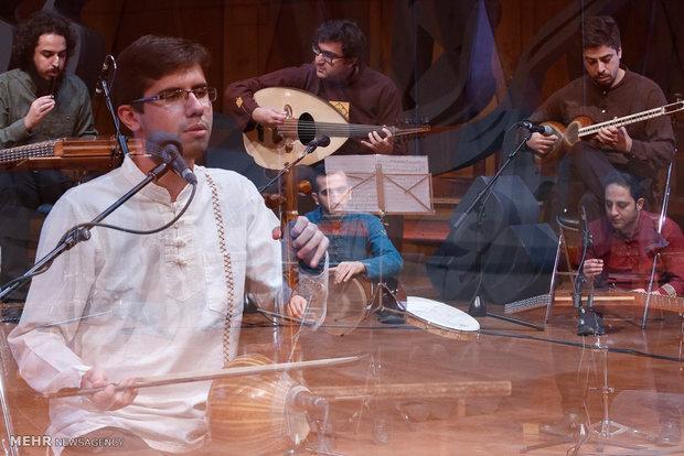 جشنواره موسیقی کلاسیک ایرانی فعلا در دسترس نیست