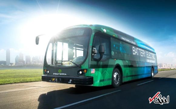 برنامه زیست محیطی کالیفرنیا برای سال 2040 ، تمام اتوبوسهای درون شهری الکتریکی خواهند شد