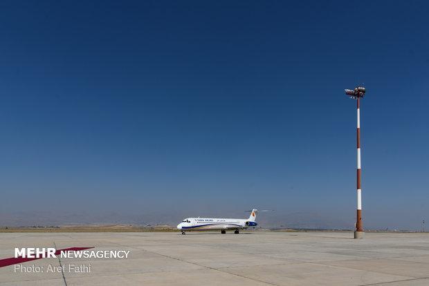 16 پرواز فرودگاه اهواز تغییر برنامه داشت، وضعیت عادی شد