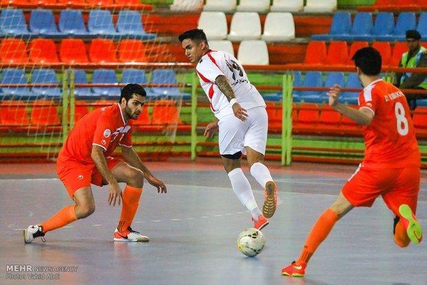 تیم فوتسال سوهان محمد سیما به رده سوم لیگ برتر صعود کرد