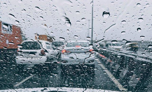 بارش باران و برف در 5 استان کشور