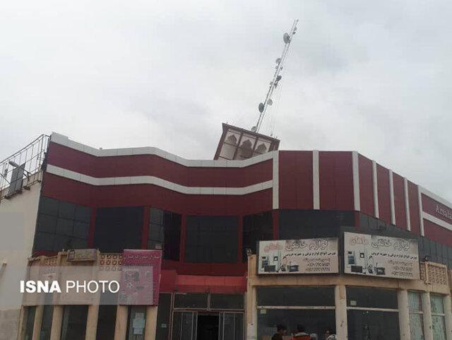 از ریزش سقف بازار ارسلان تا خسارت جزیی خانه های قدیمی