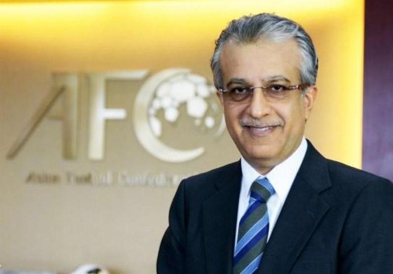 کناره گیری نامزد قطری انتخابات ریاست AFC در حمایت از شیخ سلمان