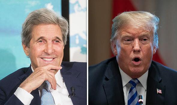 جان کری از زمان خروج آمریکا از برجام با مقامات ایرانی صحبتی نکرده است