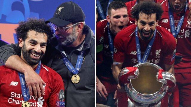 غیبت عجیب صلاح در تیم منتخب لیگ قهرمانان اروپا