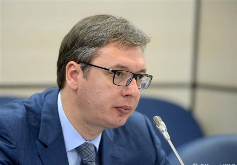 عدم شرکت رئیس جمهور صربستان در افتتاحیه بازی های اروپایی به خاطر پرچم کوزووو