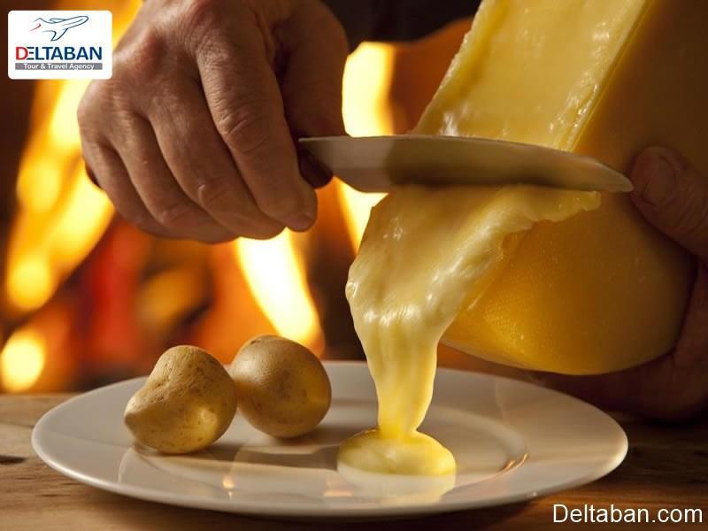 معروف ترین غذاهای سوئیس