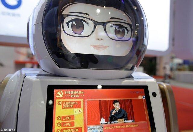حضور روبات های جالب در کنفرانش جهانی روبات 2019