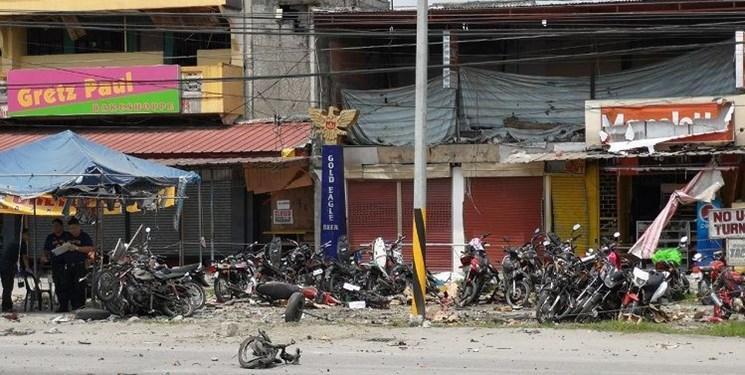 داعش مسئولیت انفجار فیلیپین را برعهده گرفت
