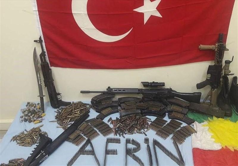 دستگیری 9 نفر در عفرین توسط مامورین امنیتی ترکیه