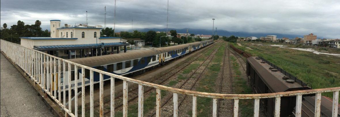 تهیه طرح محتوایی سایت موزه راه آهن در استان گلستان