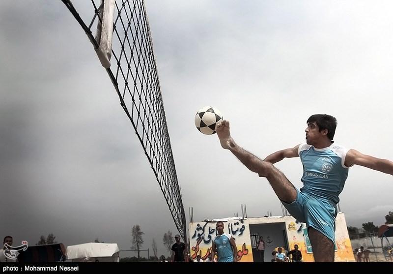 صعود ایران به فینال مسابقات جهانی فوتوالی