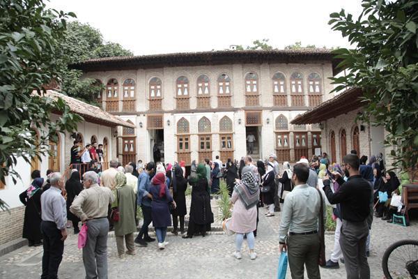 برگزاری تور بازدید از بافت تاریخی گرگان