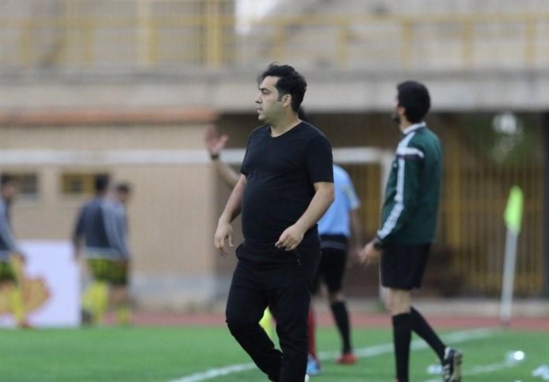 کریمی: گفته بودم تیم شهدای رزکان را به تمام ایران نشان می دهم، قطعاً برای برد مقابل پیکان بازی می کنیم