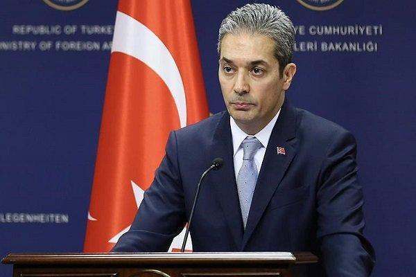 به دفاع از حقوق ترکیه در مدیترانه شرقی ادامه خواهیم داد