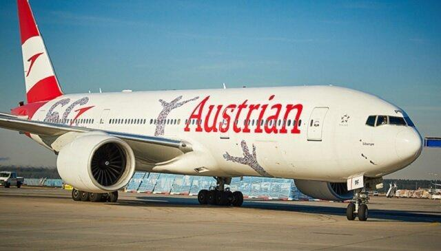 پروازی متفاوت با هواپیمایی اتریشی