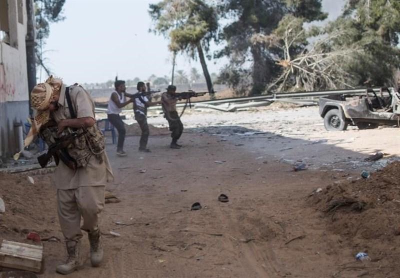 تلفات ده ها نفری نیروهای حفتر؛ نتیجه درگیری های جنوب طرابلس