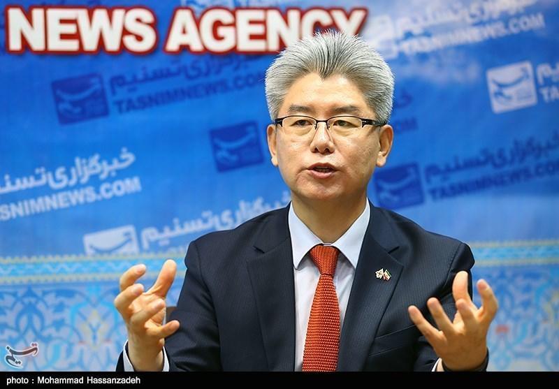 سفیر کره جنوبی در ایران: حجم مبادلات ایران و کره باید به 20میلیارد دلار قبل از تحریم بازگردد