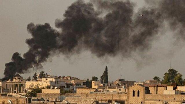 وزارت دفاع ترکیه: ارتش ترکیه به 181 هدف از جمله زندان داعشی ها در خاک سوریه حمله کرد