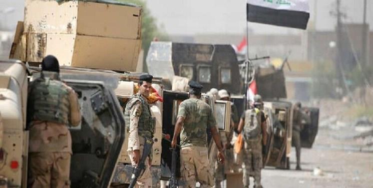 عراق امنیت مرز با سوریه را تقویت کرد