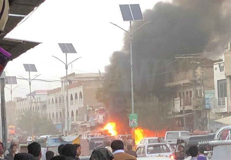 5 کشته و زخمی در انفجار بمب در پاکستان