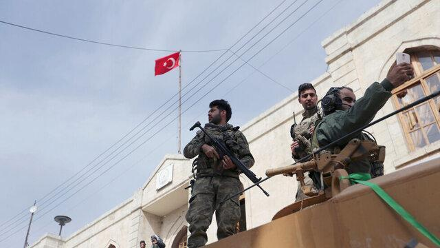 وزارت دفاع ترکیه: ادعاها درباره استفاده از سلاح شیمیایی دروغ محض است