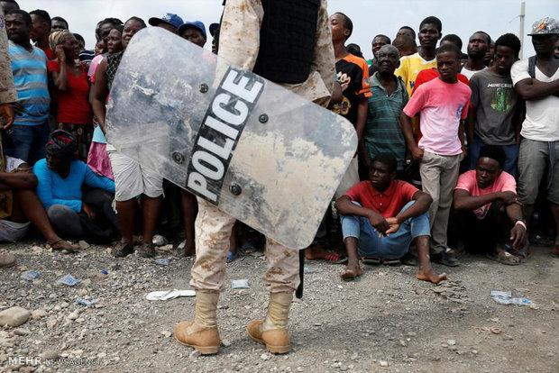 آمریکا 60 هزار آواره هائیتیایی را به کشورشان باز می گرداند