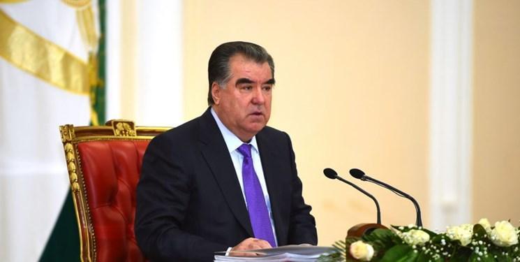 رحمان خواستار حمایت از حقوق کارگران در تاجیکستان شد