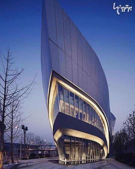 برترین آثار معماری مدرن جهان (1)