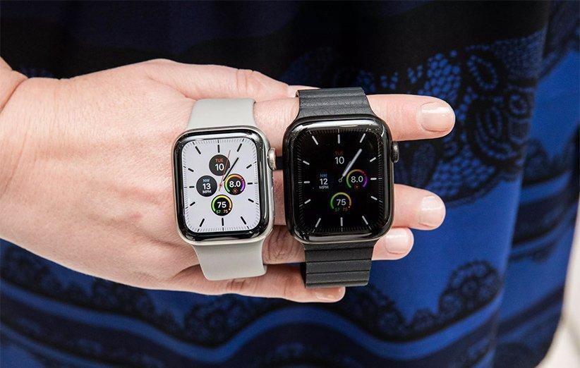 اپل واچ سری 6 روی بهبود عملکرد و ضدآب بودن تمرکز خواهد داشت