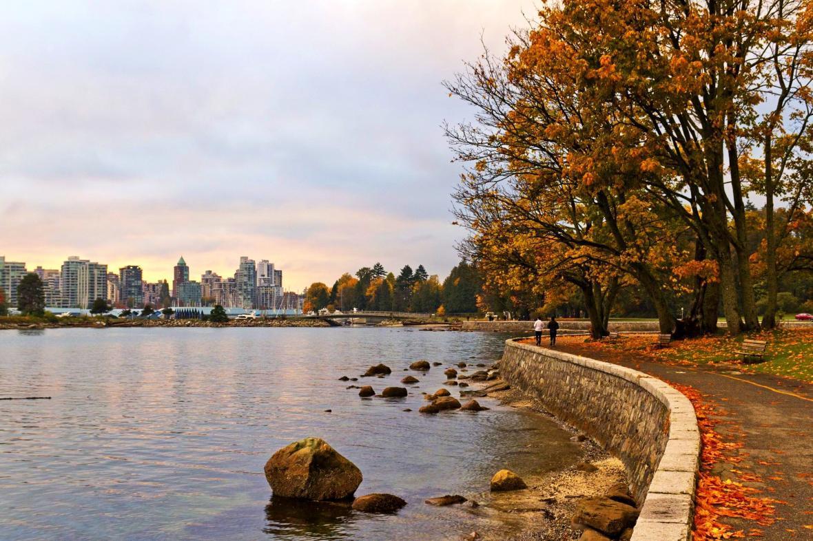 جذابیت های گردشگری استنلی پارک ونکوور