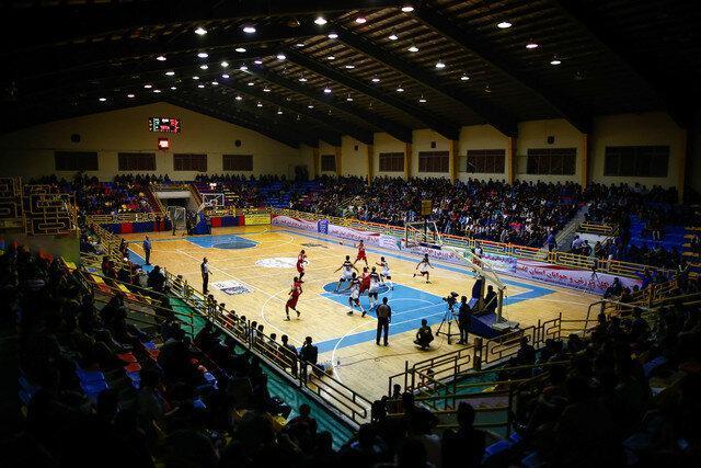 پتروشیمی، پیروز شهرآورد بسکتبال خوزستان