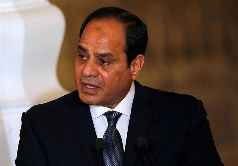 السیسی: اجازه نمی دهیم احدی بر لیبی مسلط گردد