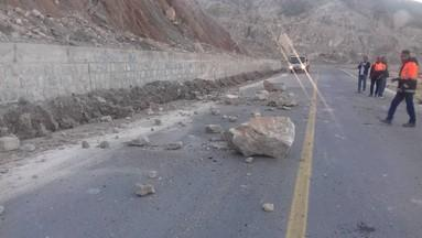 چند خانه روستایی در تنگستان بر اثر زلزله خسارت جزیی دید