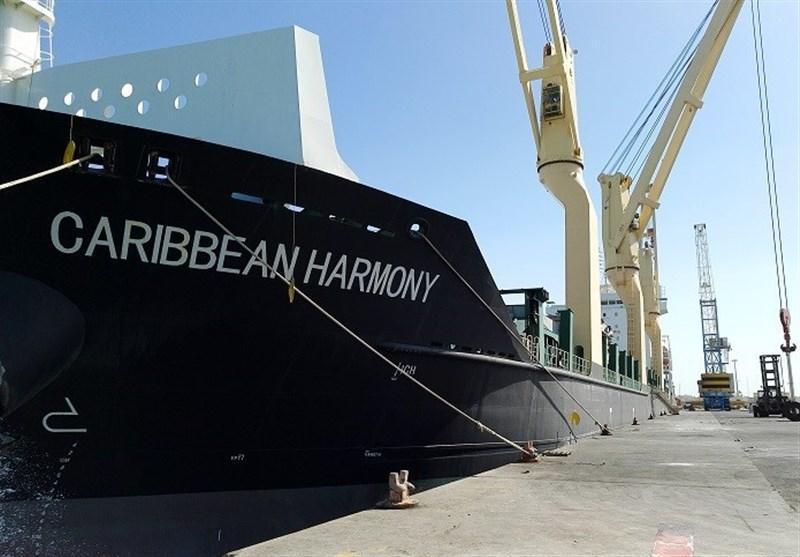 ارسال سومین محموله ترانزیت افغانستان به هند از بندر چابهار، ورود محموله 60 هزار تنی شکر تایلندی به ایران