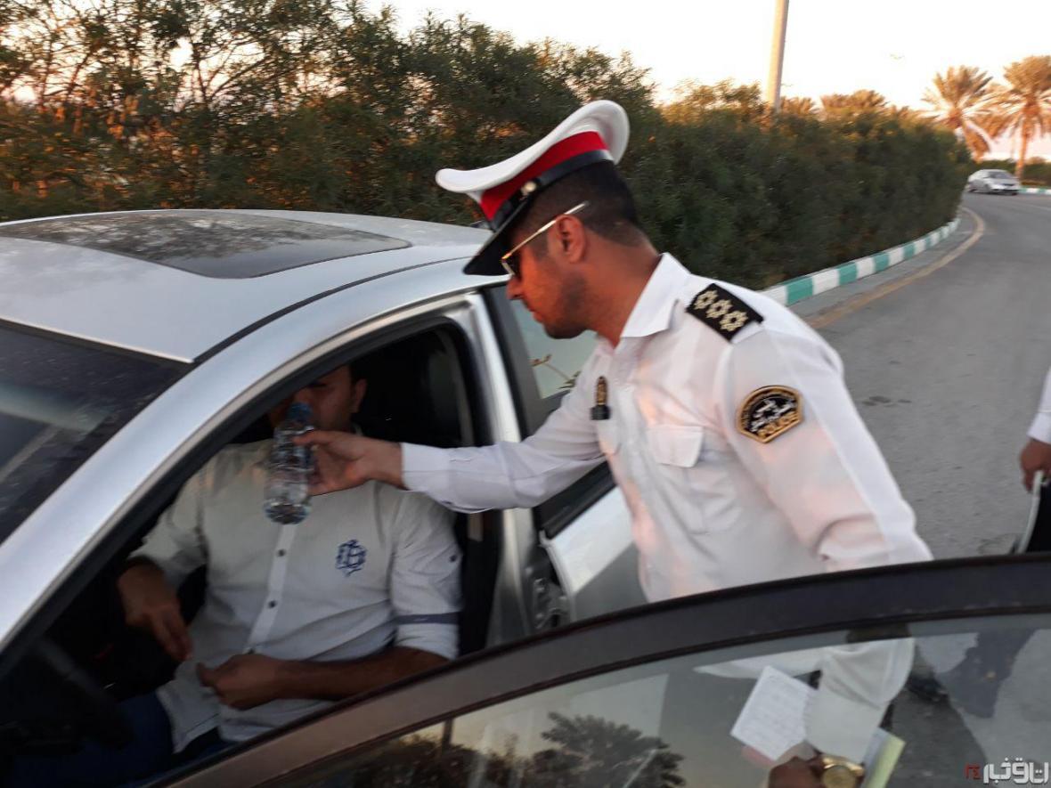 برخورد با تخلفات حادثه ساز در دستور کار پلیس راهور