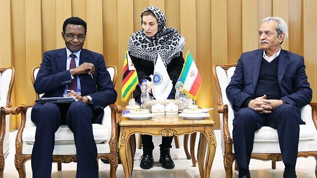 فقر اطلاعات فعالان مالی، همکاری های ایران و زیمبابوره را محدود نموده است