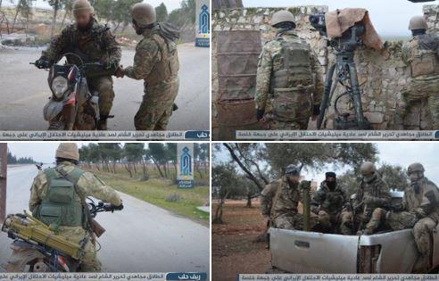 عکس، تروریست های ازبک با یونیفرم ناتو در سوریه می جنگند!