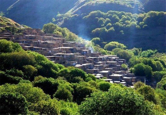 روستایی به قدمت مادها اما ناشناخته ...