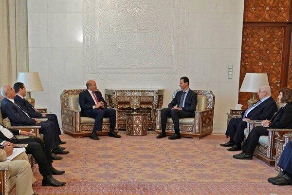 راز سفر هیأت لیبیایی به سوریه، اتحاد علیه دشمن مشترکی به نام ترکیه