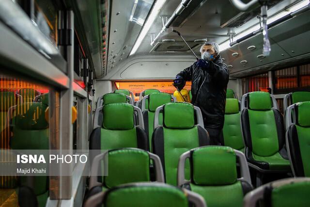توصیه های مهم کرونایی برای رانندگان و مسافران وسایل حمل و نقل عمومی