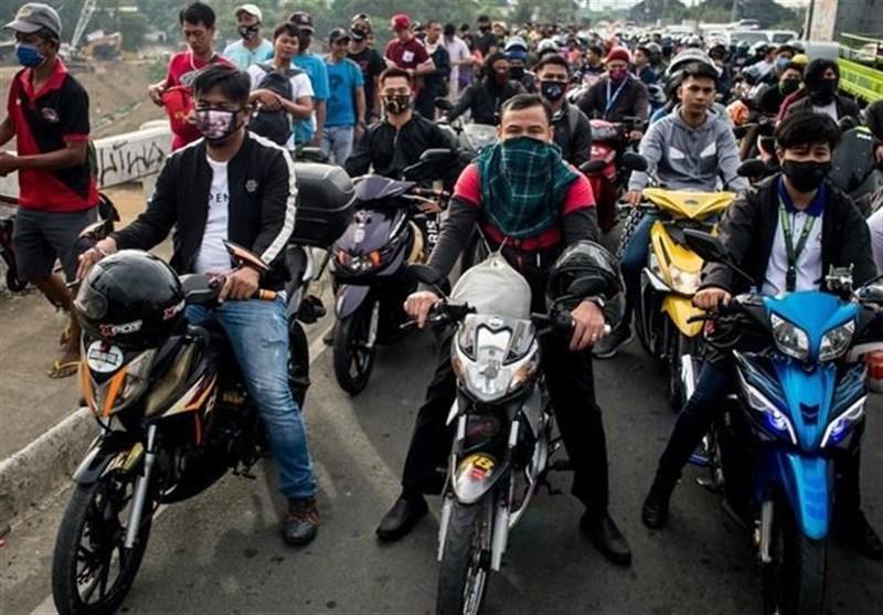 کرونا در 24 ساعت گذشته جان 10 نفر را در فیلیپین و تایلند گرفت