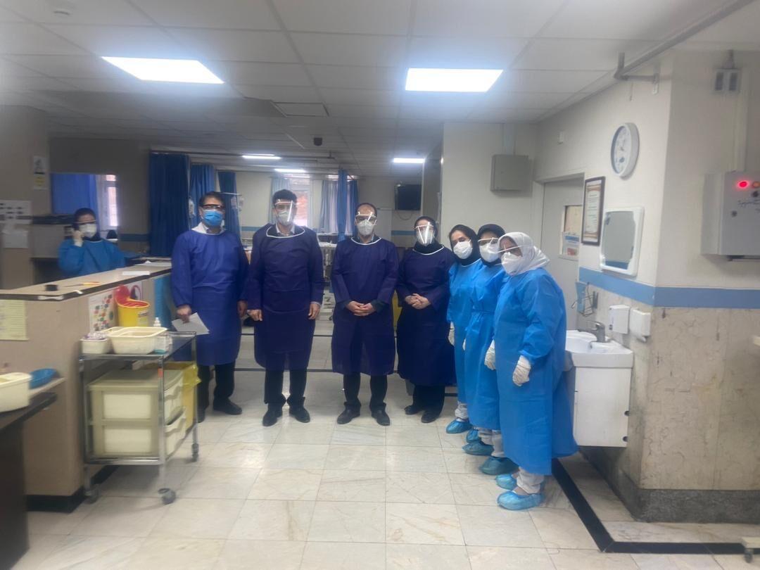 خبرنگاران 939 بیمار مشکوک و کرونایی در البرز بهبود یافتند