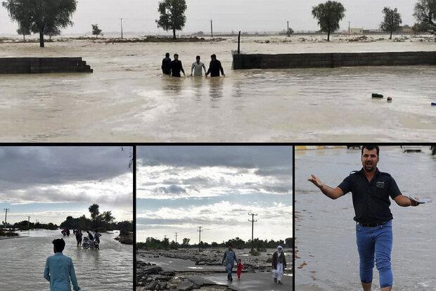 تازه ترین یافته های علمی هیات ویژه سیلاب