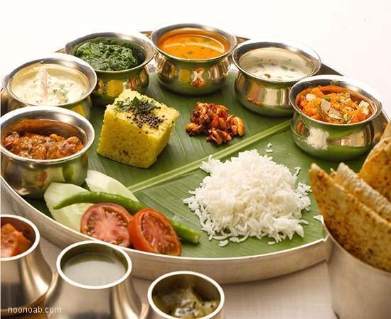 غذاهای محلی در کشورهای مختلف دنیا