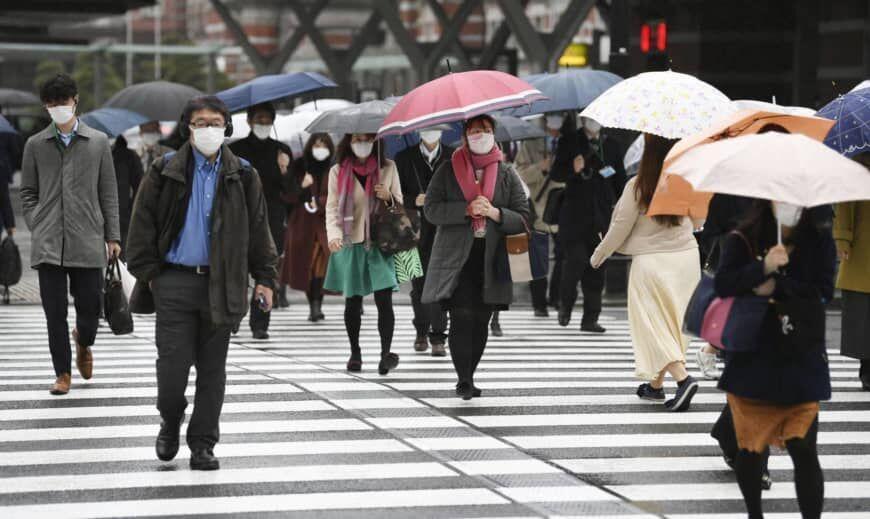 مردم ژاپن به خاطر کرونا خواستار غرامت از دولت هستند